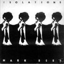 "MARK BEER single ""Isolations"" (Waste, WAS 001, 1978)"