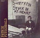"Patrik Ftizgerald, ""Safety pin stuck in my heart"", 1977"