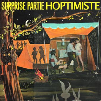 """Surprise partie hoptimiste"", Vivonzeureux! Records, 2003"